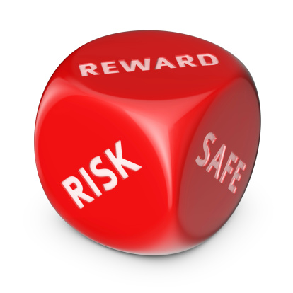 dice with words risk reward safe