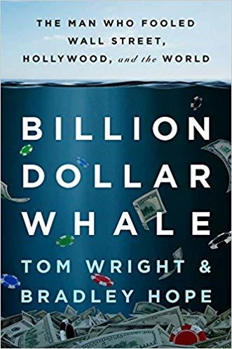 cover of book billion dollar whale