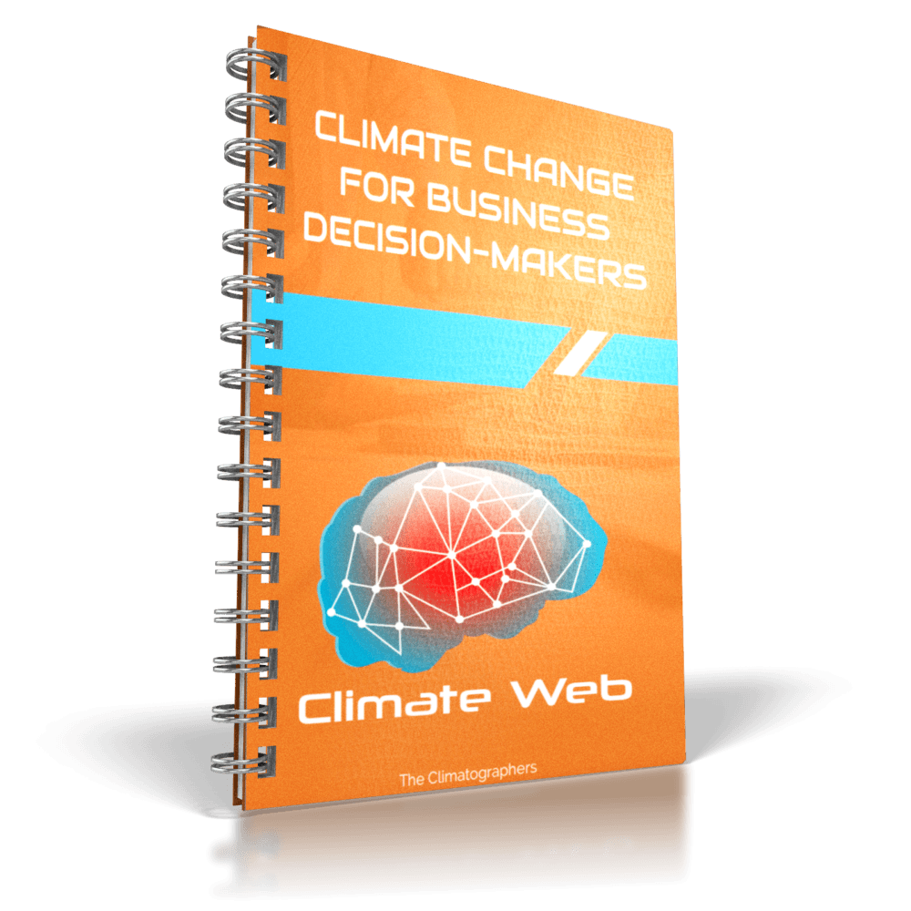 cover climate change for business decision makers