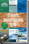 book cover Climate Conversations 2018